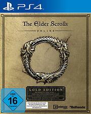 The Elder Scrolls Online - Gold Edition (Sony PlayStation 4, 2016)