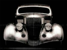 VINTAGE PHOTOGRAPHY CLASSIC CAR AUTOMOBILE COOL ART POSTER PRINT LV4890