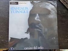 Atahualpa Yupanqui : caminio del indio - le chant du monde  LDX 74631
