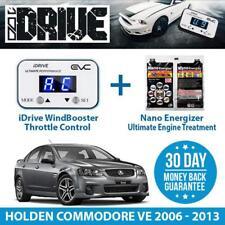 IDRIVE THROTTLE CONTROL - HOLDEN COMMODORE VE 2006 - 2013 + NANO ENERGIZER AIO