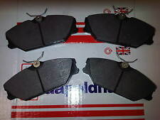 Renault Megane 2.0 16V Front Rear Brake Pads Discs Set 280mm 240mm 137 08 CC OEM