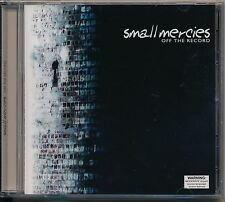 Off the Record Ep - Small Mercies cd 5 track