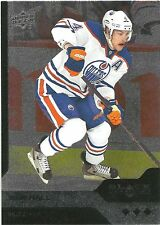 TAYLOR HALL 2013-14 Upper Deck Black Diamond Triple Diamond Card #172 Oilers