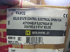 Square D Pam02 Electrical Operation for Pa Circuit Breakers,New