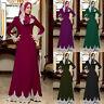 Lace Abaya Dubai Kaftan Muslim Women Maxi Dress Long Party Gown Jilbab Caftan