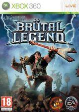 BRUTAL LEGEND Game Xbox 360 PAL Fast Post UK