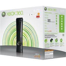Microsoft Xbox 360 Elite Splinter Cell Conviction Special Edition 120GB Black...