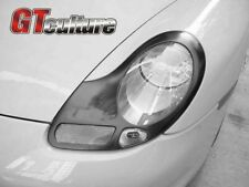 FOR Porsche Boxster 996 911 986 HEADLIGHTS COVERS EYELIDS TRIMS
