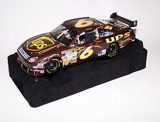 David Ragan #6 UPS 2009 Ford Fusion RCCA Elite Diecast Car 1:24 Scale