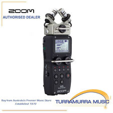 Zoom H5 Portable Professional Media Audio Recorder