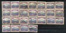 South Africa 25 Stamps Lot 1