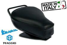PIAGGIO VESPA 125 PRIMAVERA VMA2T 1967>1983 SCHWARZ SITZ VORDER MADE IN ITALY