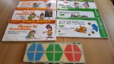 mini LÜK Kasten mit 6 Übungsbüchern