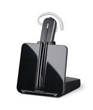 Plantronics CS540A DECT-Headset Noisecancelling Schnurlos Schwarz NEU OVP