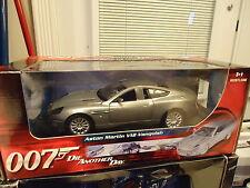 1:18 Ertl 1965 aston martin v12 Vanquish James Bond 007 Les ANOTHER DAY