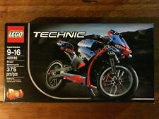 LEGO Technic Street Motorcycle - set 42036 - Brand New Factory sealed - Retired