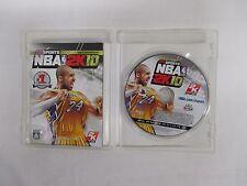 PlayStation3 -- 2KSPORTS NBA 2K10 -- PS3. JAPAN GAME. 54401