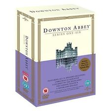 Downton Abbey - Series 1- 6 DVD 2015