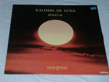 MAXI 45 tours 12' - BONEY M - KALIMBA DE LUNA - 1984