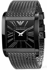 Emporio Armani Watch AR2028 full black extra