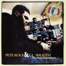 Pete Rock & C.L. Smooth - The Main Ingredient (180g 2LP Vinyl) MOVLP1634 NEU!