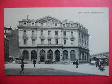 LYON  :  La Gare Saint-Paul.
