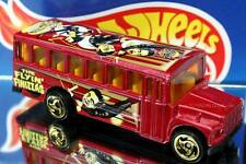 2000 Hot Wheels Sideshow Circus School Bus