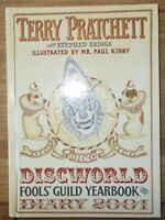 Terry Pratchett: Fool's Guild Yearbook Diary 2001. NF 1st Edition/1st Printing
