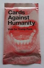 NEW Cards Against Humanity Vote for Trump Pack Expansion Set Sealed 15 Cards