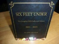 COFFRET DVD COLLECTOR SERIE COMEDIE : SIX FEET UNDER L'INTEGRALE - SAISONS 1 A 5