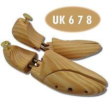 NUEVO Premium Madera Árbol Zapato 6 7 8 UK HOMBRE molde forma para estirar 39-42