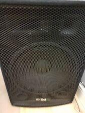 Ibiza Sound Active Speaker Disco 15 AMP.  Indoor and Outdoor suitable