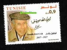 2018- Tunisia- Famous Tunisien Figures: Taoufik Baccar- Complete set v.MNH**