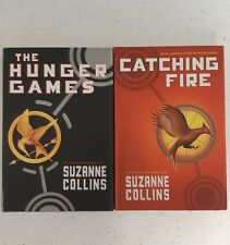 New The Hunger Games Catching Fire by Suzanne Collins 1st Edition Hardcover book