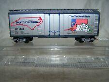 MTL N-Scale 40' Boxcar North Carolina State(Car #4)