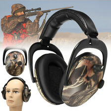 Electronic Ear Muff Headphones Noise Canceling Hunting Tactical Shooting Headset
