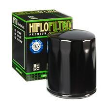 Filtro de Aceite para 1690 Ccm Harley Davidson Dyna Fat Bob Negro Bj.2012