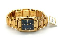 Jacques Lemans Gloria Women's Watch Gold Tone Bracelet G-117 Swiss Made NEW