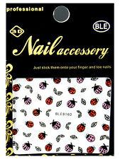 Nail-Art-Zubehör in Rosa mit Glitzer Effekt