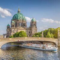 Berlin Kurzurlaub 5 Tage mitten in der City + Hotel + Frühstück, 2P + 2 Kinder