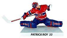 "Patrick Roy 6"" Player Replica Action Figure Alumni Edition Montreal Canadiens"