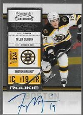 10/11 Contenders Rookie Ticket Auto RC Tyler Seguin 120 Bruins