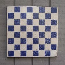 PRIMITIVE RUSTIC CHECKERBOARD - AVAILABLE IN SEVERAL COLORS - 11""