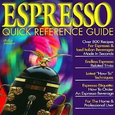 Espresso Quick Reference Guide