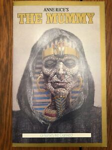 Anne Rice's The Mummy or Ramses the Damned #1 (1990, Millennium) NM/MT