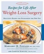 Recipes for Life After Weight-Loss Surgery: Delicious Dishes for-ExLibrary