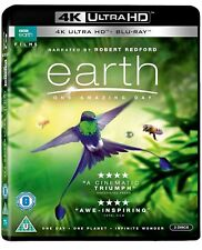 Earth: One Amazing Day (4K Ultra HD + Blu-ray) [UHD]