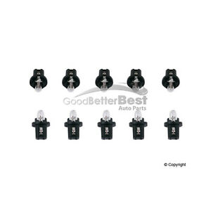 New Osram Instrument Panel Light Bulb Pack 33291 62111368299 for BMW & more