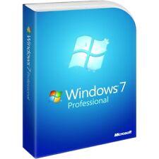 Microsoft FQC-08289 Microsoft Windows 7 Professional With Service Pack 1 64-bit