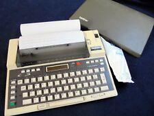 VINTAGE ELECTRONIC TYPEWRITER~BROTHER EP-20~1983~STILL WORKING